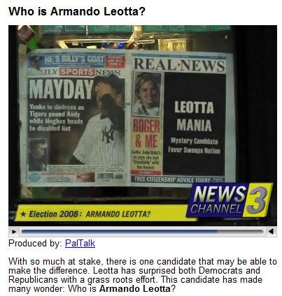 Leotta mania