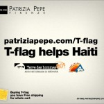 Patrizia Pepe T-Flag collection