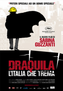 Locandina del film Draquila