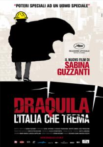 Locandina del film Draquila