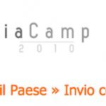 """Italia Camp 2010 e """"La Tua idea per il Paese"""": il mio piccolo contributo"""