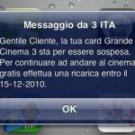 iPad e usim 3 dati – e sms ? -