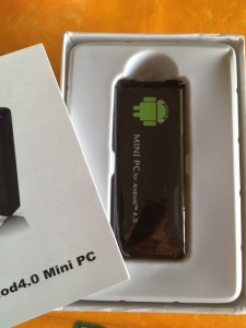 Android 4 Mini PC